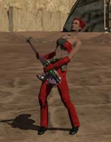 Star Wars Galaxies Entertainer