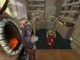 Star Wars Galaxies Housing