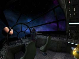 Star Wars Galaxies Space
